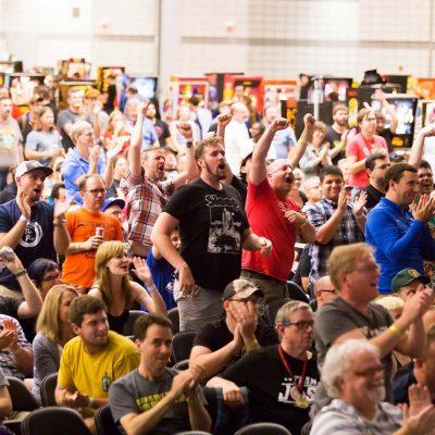 09 Pinburgh Finals Crowd