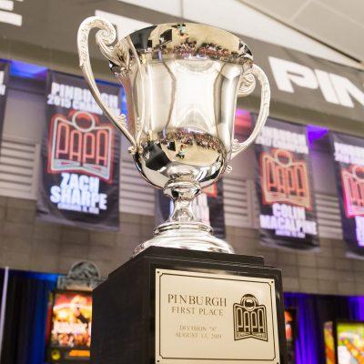 10 Pinburgh Cup